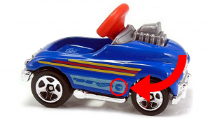 Hot Wheels Treasure Hunt: Qué son y dónde encontrarlos.