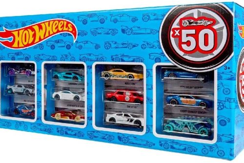Review: PACK DE 50 COCHES DE HOT WHEELS