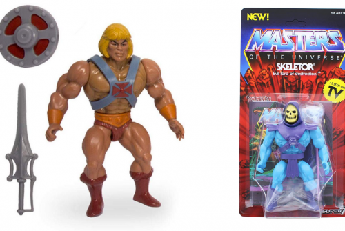 He-man de Super7: Análisis