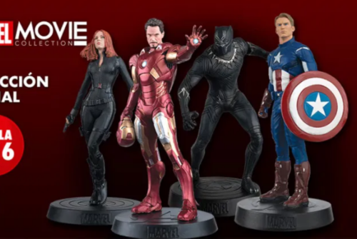 Altaya relanza Marvel Movie Collection